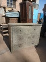 Wooden Metal FTD Drawer Chest