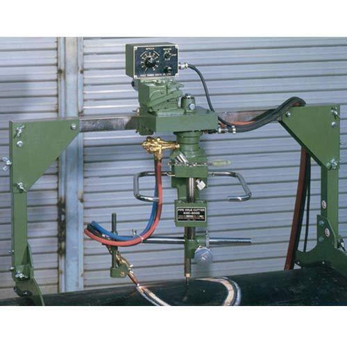 Oxy Fuel Pipe Hole Cutting Machine