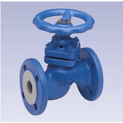 industrial piston valve