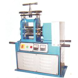 Roll Press Economy Model Side Change Electric with Gear Box