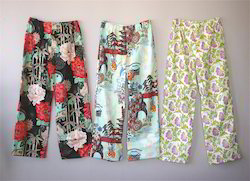 Ladies Short / Pant / Capri