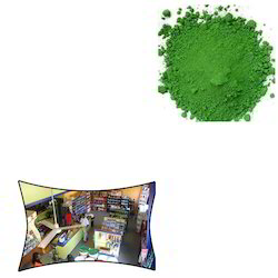 Chrome Oxide Green for Paint Industry