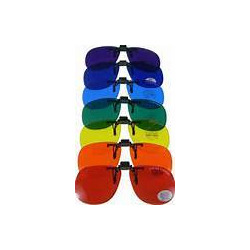 Colour Therapy Glasses