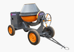 10/7 Cft Concrete Mixer With Out Hopper