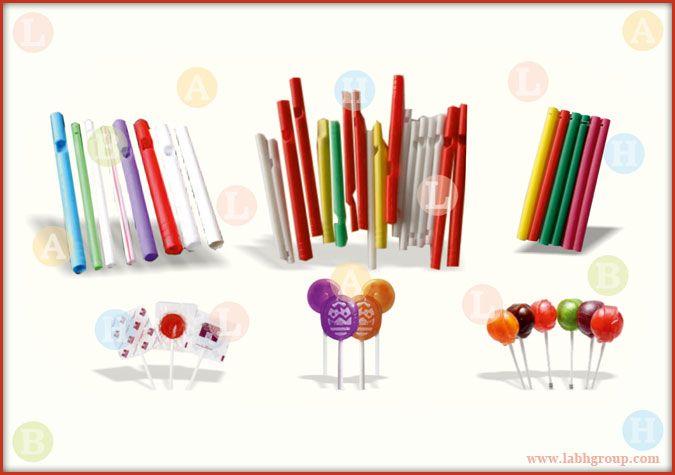 Plastics Lollipop Sticks