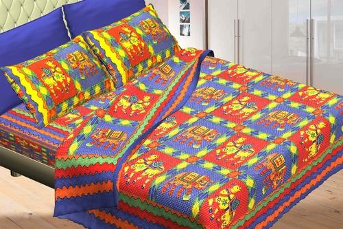 Camel Print Bed Sheets