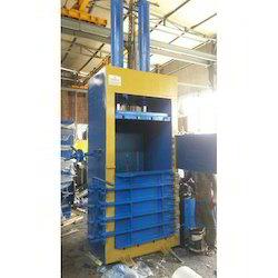 Plastic Film Baling Machine (Heavy Duty)