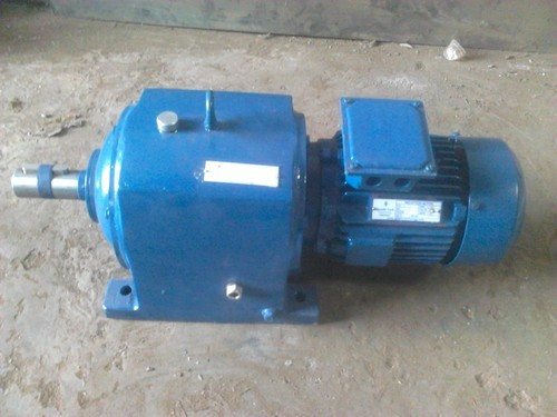 Helical Gear Motor Helical Geared Motor Manufacturer From Ahmedabad