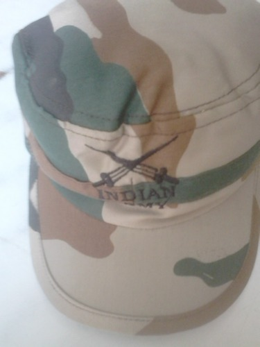 Indian Army Cap