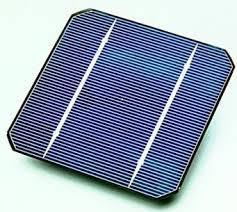 Small Solar Photovoltaic Modules