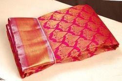 Pure Kanchipuram Silk Zari Saree
