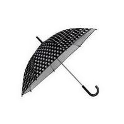 Printed Silver Coating Umbrella