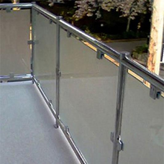 Front S.S Railing