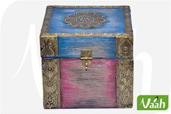 Vaah Painted Decorative Wooden Boxes