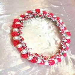 pearl bead tiara