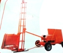 Concrete Loading Lift Single Column Structure