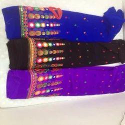 Georgette Work Fabric