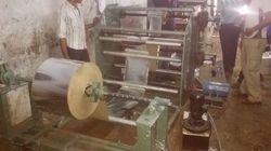 paper roll to roll cutting machine