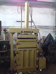 Hydraulic Single Box Baling Press Machine For Cardboard