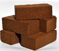 Coir Peat Brick