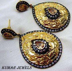 mughal traditional earring