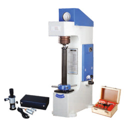 Rockwell Cum Brinell Hardness Testing Machines