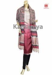 Handloom Silk Suit Material