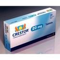 Crestor Tablet 20 mg Rosuvastatin