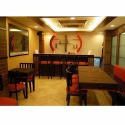 Restaurants Interior Designing Services