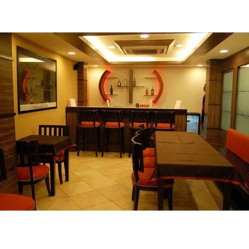 Restaurants Interior Designing Services