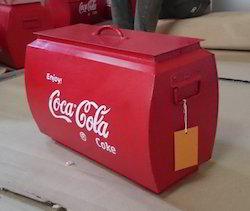 Vintage Coke Free Box
