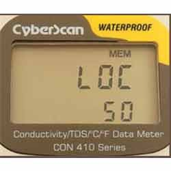 Wate Proof Cybe Scan Conductivity Meter