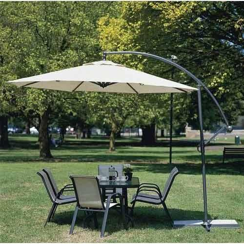 banana umbrella restaurant patio furniture - Garden Furniture Delhi