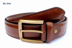 Men's Brown Leather Belts