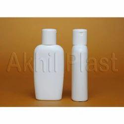 AP15 HDPE Flat Shape Bottle
