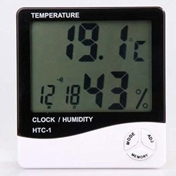 Digital Temperature Cum Humidity Meter