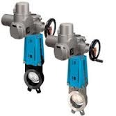 Electric Knife Gate Valves