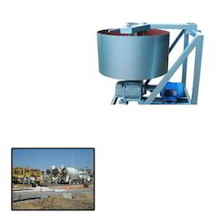 Pan Mixer for Concrete Industry