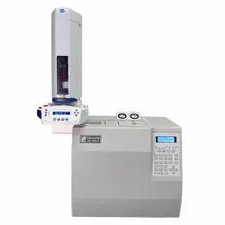 Gas Chromatography Semi Automatic
