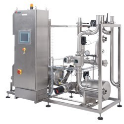 Milk Reception Processing Equipment