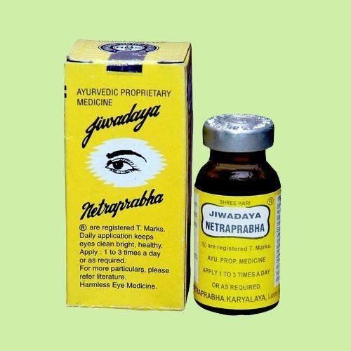 Jiwadaya Netraprabha Ayurvedic Eye Drops