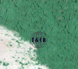 Green Sienna Polish Powder
