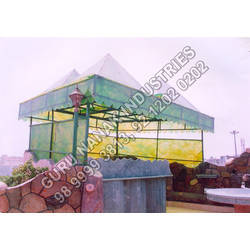 Fibre Glass Sheds For Warehouse