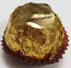 Golden Crazy Chocolate  Balls
