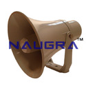loudspeaker horn