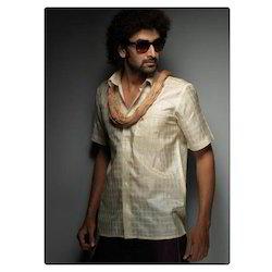 Casual Silk Shirts
