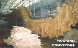 Leather Hooking Conveyor