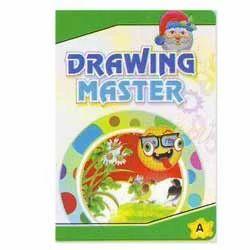 Children Drawing Books