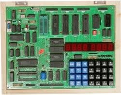 8086 Microprocessor Trainer (LED VER.) - ST808601