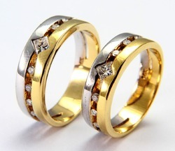 Fairy new wedding rings
